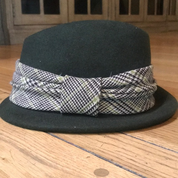 super cute buy popular on feet images of Christy's NWT wool fedora hat NWT